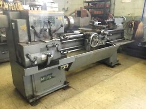 Monarch Model K 16 16 X 24 Engine Lathe if0424 7 19 18 More Photos Posted