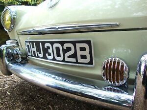 4 Spot Light Amber With 356 Grille Light Sign For Porsche Vw Hotrod Ford Aac212