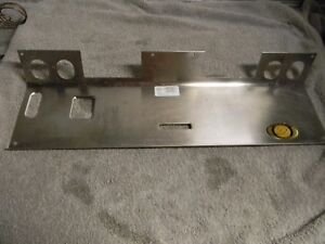 Faema E92 Due smart Series Stainless Front Cover