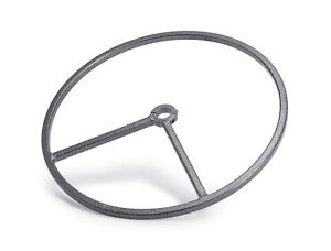Universal Iv Pole Accessories Full Circle Steering Wheel 1 Ea