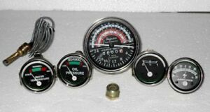 Massey Ferguson Gauge Kit And Tachometer Mf35 Mf50 Mf65 To35 F40 Mh50