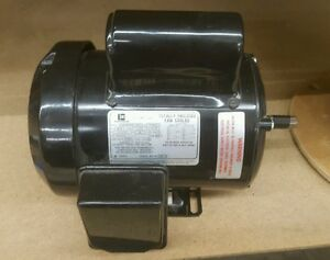 Emerson Motor Fc1952 Aqua Man Enclosed Fan Cooled