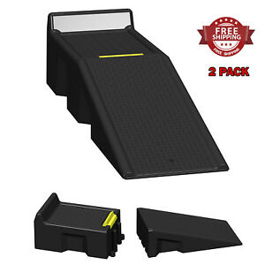 Portable Automotive Ramp System 16000 Lbs Gross Weight Car Truck Vehicle Lift