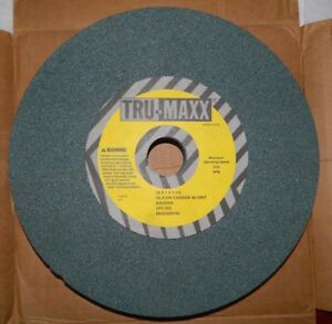 Tru maxx Silicon Carbide Bench And Pedestal Grinding Wheel 80 Grit 85642593