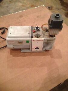 Edwards Rv3 Vacuum Pump used Good Shape