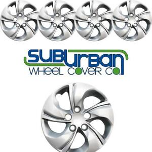 Fits 2013 2015 Honda Civic Lx 510 15s 15 Replacement Hubcaps New Set 4