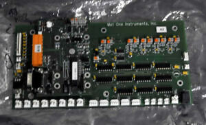 Met One 3400 Series Particle Counter 3490 3491 Circuit Board