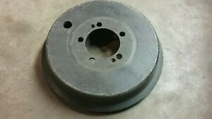 Jaguar Xk120 Original Disc Wheel Brake Drum C3042