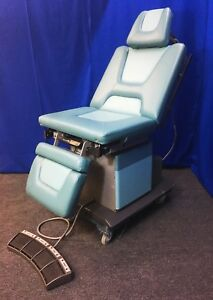Midmark Ritter 75 Special Edition Model 119 Procedure Chair teal