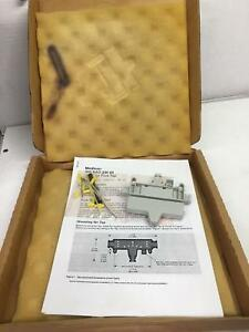 United Electric Supply Modicon Modbus And Plus Tap T connector 990 Nad 230 00
