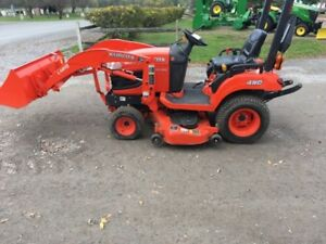 2011 Kubota Bx1860 Tractor Loaders
