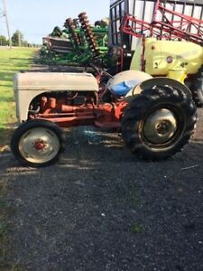 1950 Ford 8n Tractors