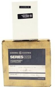 General Electric Ic610prg117a Series Three Program Pack in Box