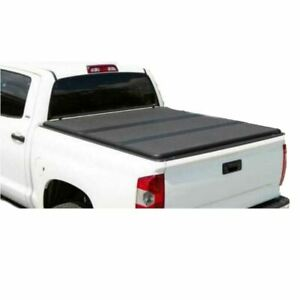 New Tri Fold Hard Tonneau Cover Fits 2007 2017 Toyota Tundra 66 7 In 5 5 Ft Bed