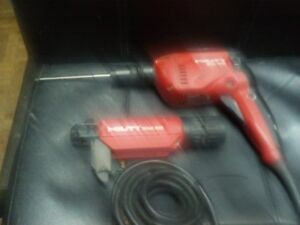 Hilti Sd45 High Speed Drywall Screwdriver Screw Gun Tool Used Good Condition