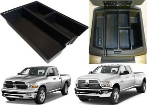Center Console Organizer For 2009 2018 Dodge Ram 1500 2500 3500 New Free Ship