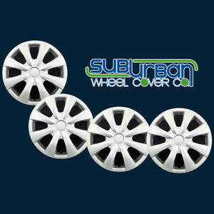 09 10 11 12 13 Toyota Corolla Style 15 Hubcaps Wheel Covers 450 15s New Set 4