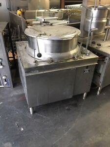 Market Forge Model Mt40 40 Gallon Tilt Steam Kettle S1073