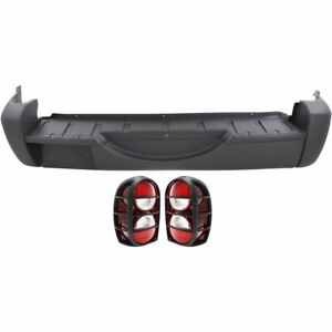 Rear New Auto Body Repair Kit Jeep Liberty 2005 2006