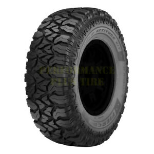 Goodyear Fierce Attitude M T Lt265 75r16 123p 10 Ply Quantity Of 4