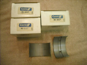 Main Bearings For 188 Or 207 Case Engine Std Clevite Mb 2810p 3 Sets