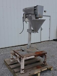 Used All fill Powder Auger Filler