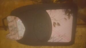 Two Realtree Pink Camouflage Floor Mats