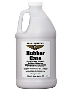 Rubber Care Rv Aircraft Car Tire Dressing Protectant Satin Finish 1 Gallon