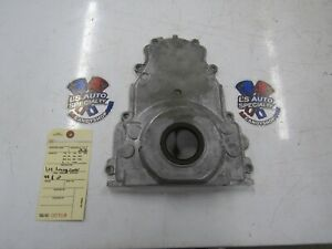 Ls1 Ls2 Ls6 Camaro Trans Am Corvette Oem Gm 12556623 Front Timing Cover 2c16