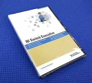National Instruments Ni Cd Kit Ni Switch Executive System Ver 2 1 1 Last One