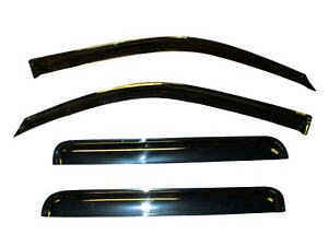 Vent Window Shades Visor For Toyota Corolla 03 08