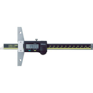 Mitutoyo Absolute Digimatic Depth Gauge 0 To 150mm Vds 15ax Made In Japan