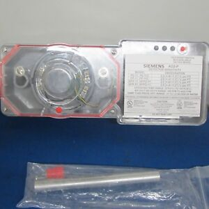 Siemens Ad2 p Fire Alarm Duct Smoke Detector Housing 500 649706 d5