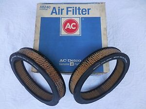 Nos 1982 1983 Camaro Z28 Firebird Trans Am Corvette Crossfire Air Cleaner 82 83