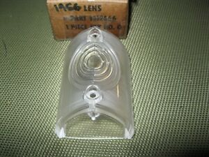 Nos 1956 Studebaker Sedan Front Parking Lens