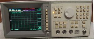Wavetek Datron 8003 10 Mhz To 40 Ghz Precision Scalar Analyzer Power Tested