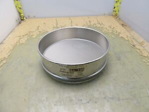 Fisherbrand No 120 Usa Standard Test Sieve 0 0049 4 a 11