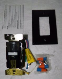 Cooper Infrared Occupancy Sensor Dual Switch 1 000 Sq Ft Coverage Os310r bk