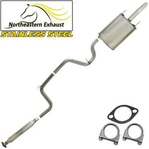 Chevy 2000 2002 Montecarlo Impala 3 4l Stainlesssteel Exhaust System Kit