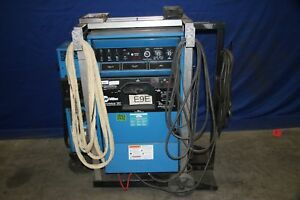 1 Used Miller Syncrowave 351 Welding Power Source 17232