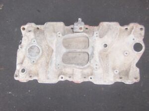 Edelbrock Performer Intake Manifold 2101 Small Block Chevy Engines