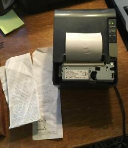 Epson Tm t88iv Pos Thermal Receipt Printer Idn Interface Power Supply
