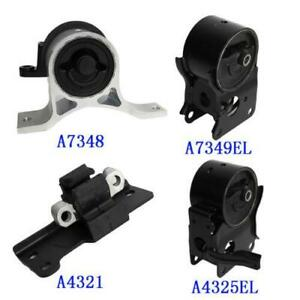 Engine Motor Mount For 2005 2006 Honda Odyssey Touring Ex l 3 5l Set 5pcs