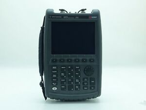 Keysight Used N9938a 26 5ghz Hh Fieldfox Mw Spectrum Analyzer agilent