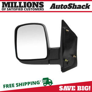 Manual Left Side View Mirror Fits 2003 2015 Chevrolet Express 2500 Express 3500