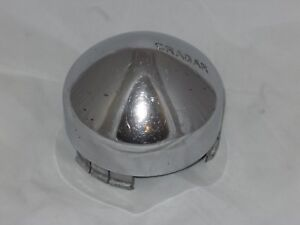 Used Cragar Logo Kmc Sendel Eco Dome Wheel Rim Chrome Center Cap 1002713 C10324c