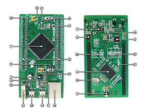 Xcore407i Stm32 Stm32f407igt6 Arm Cortex m4 Development Board With 1gb Nandflash