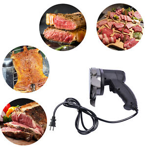 Electric Shawarma Cutter Slicer Dining Cutlery Gyro Doner Kebab Meat Carver 10cm