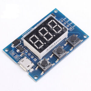 2 channel 5v Pwm Pulse Square Wave Generator Module 1hz 150khz Frequency Us