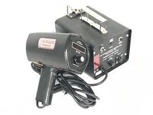 Pioneer Model Ds 303 Digital Stroboscope W Portable Power Supply